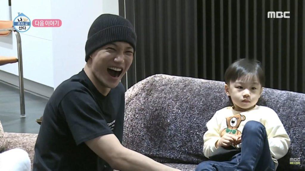 Ada Apa Dengan Serial TV I Live Alone Korea ? 4