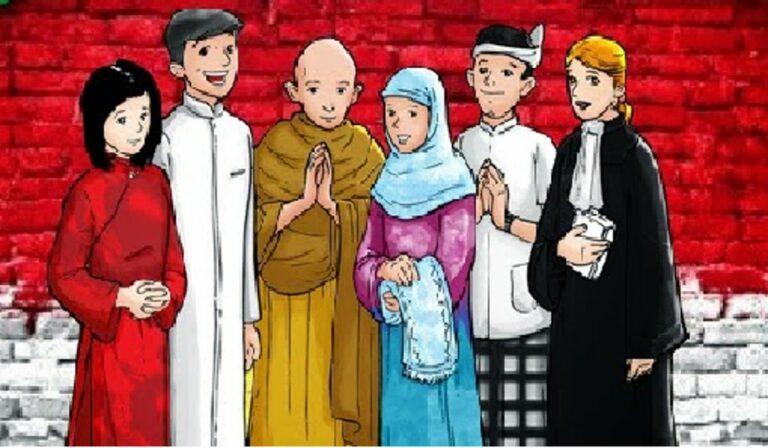 Berapa Banyak Sih Para Pejuang Kemerdekaan Indonesia Non Muslim? 1