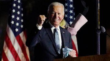 Joe Biden, Presiden Amerika Serikat ke-46 Mengalahkan Donald Trump 7