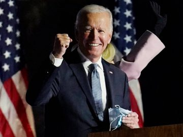 Joe Biden, Presiden Amerika Serikat ke-46 Mengalahkan Donald Trump 5