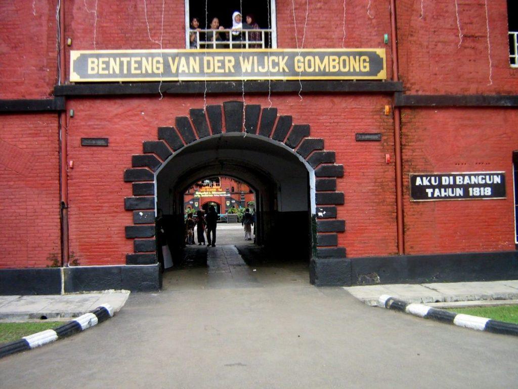 Benteng Van Der Wijck, Kebumen