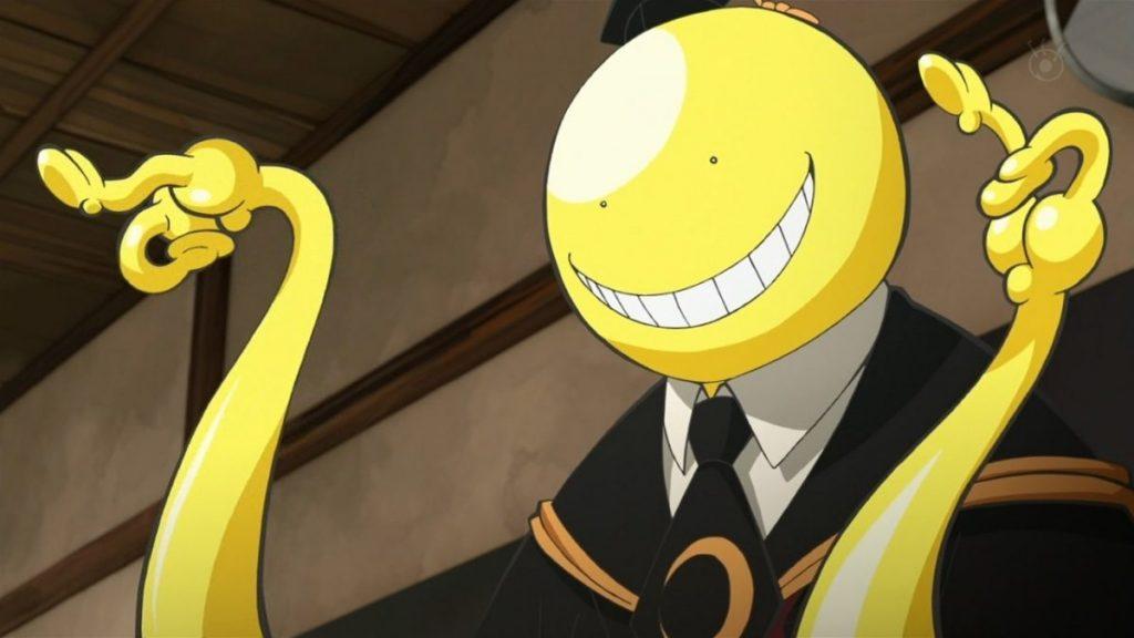 5 Guru Idaman di Dunia Anime & Manga 6