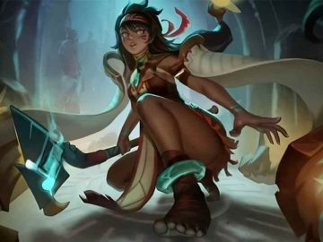 Mobile Legend : Build Item Dan Tips Gameplay Mathilda Terbaik, Lawan Auto Surend 15