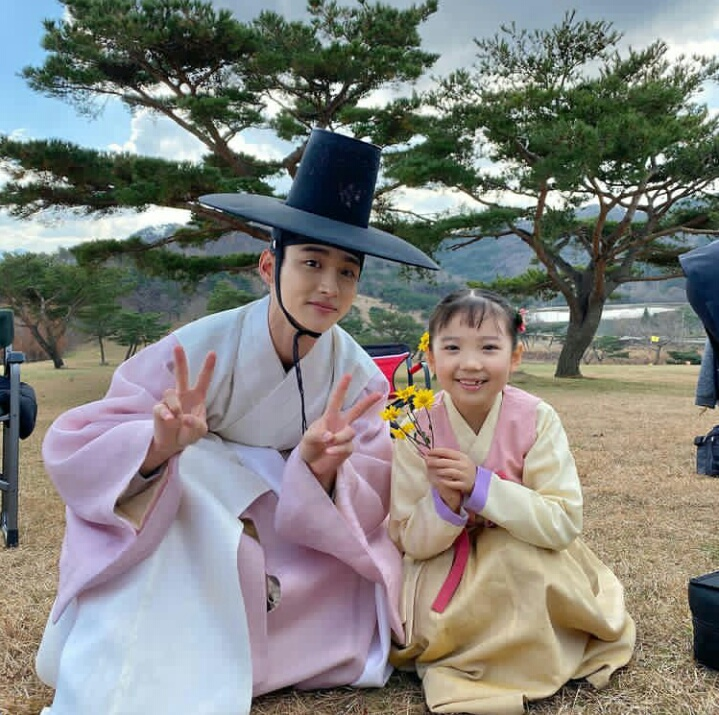 Aktor - aktor Cilik Scene Stealer di Film Atau Drama Korea 3