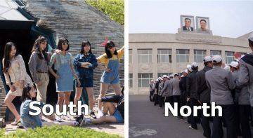 Inilah Perbedaan Negara Korea Utara dan Korea Selatan yang Jarang di Ketahui ORANG UMUM 7