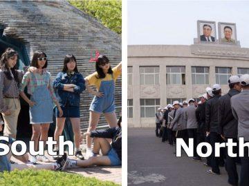 Inilah Perbedaan Negara Korea Utara dan Korea Selatan yang Jarang di Ketahui ORANG UMUM 4