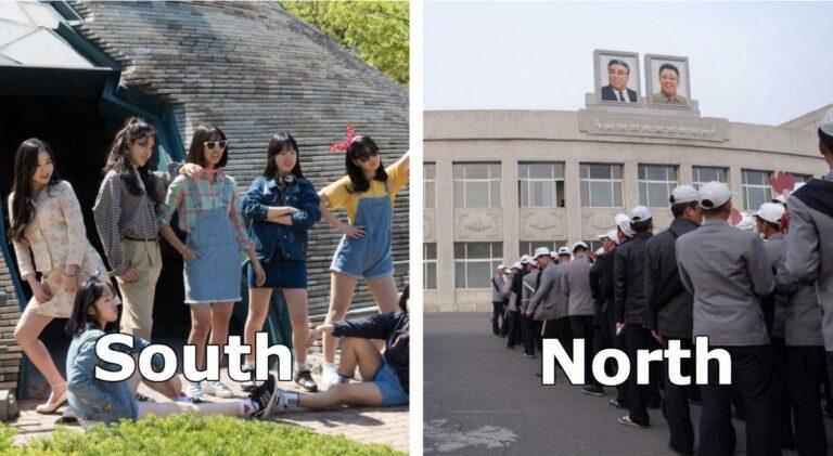 Inilah Perbedaan Negara Korea Utara dan Korea Selatan yang Jarang di Ketahui ORANG UMUM 1