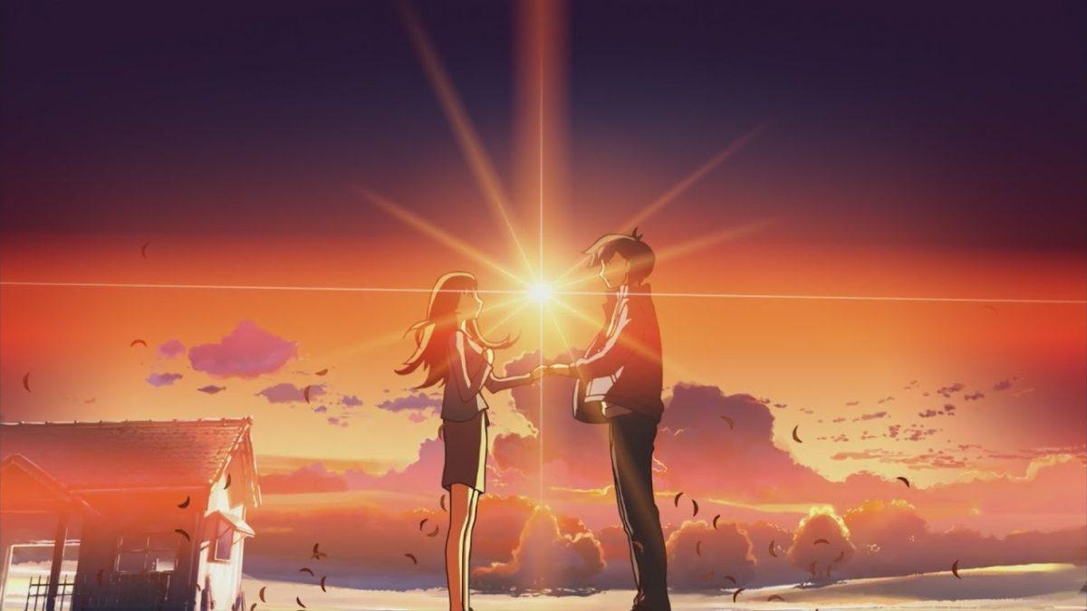 5 Rekomendasi Film Anime Terbaik Karya Makoto Shinkai 5
