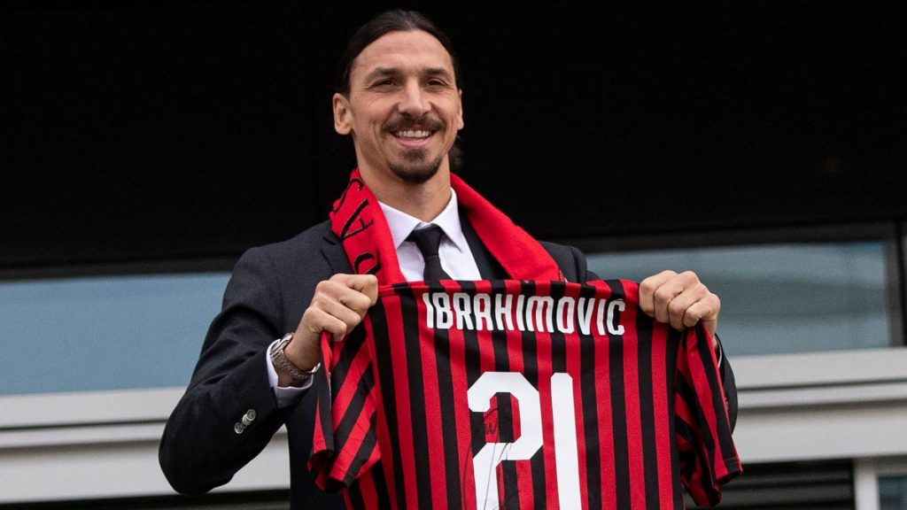 Sosok Zlatan Ibrahimovic Bikin AC Milan Ketagihan Menang 3