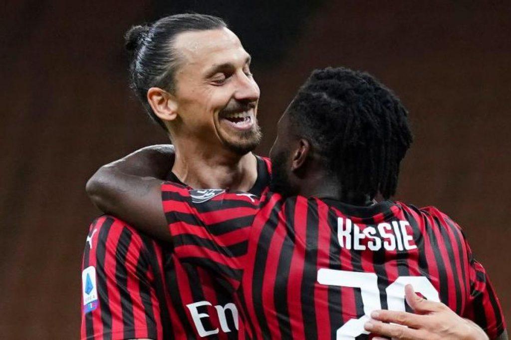 Sosok Zlatan Ibrahimovic Bikin AC Milan Ketagihan Menang 4