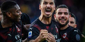 Sosok Zlatan Ibrahimovic Bikin AC Milan Ketagihan Menang 17