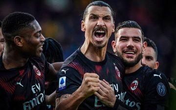 Sosok Zlatan Ibrahimovic Bikin AC Milan Ketagihan Menang 13
