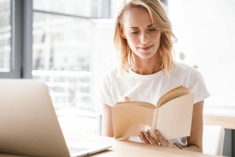 Yakin masih malas membaca buku? 1