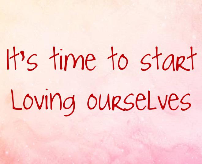 Cintai Dirimu Sendiri Sebelum Mencintai Orang Lain 4