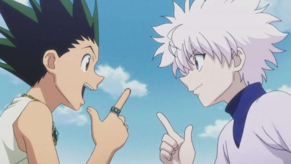Benci Tapi Cinta, 5 Sahabat Sekaligus Rival Terbaik di Anime 6
