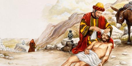 Orang Samaria yang Baik Hati