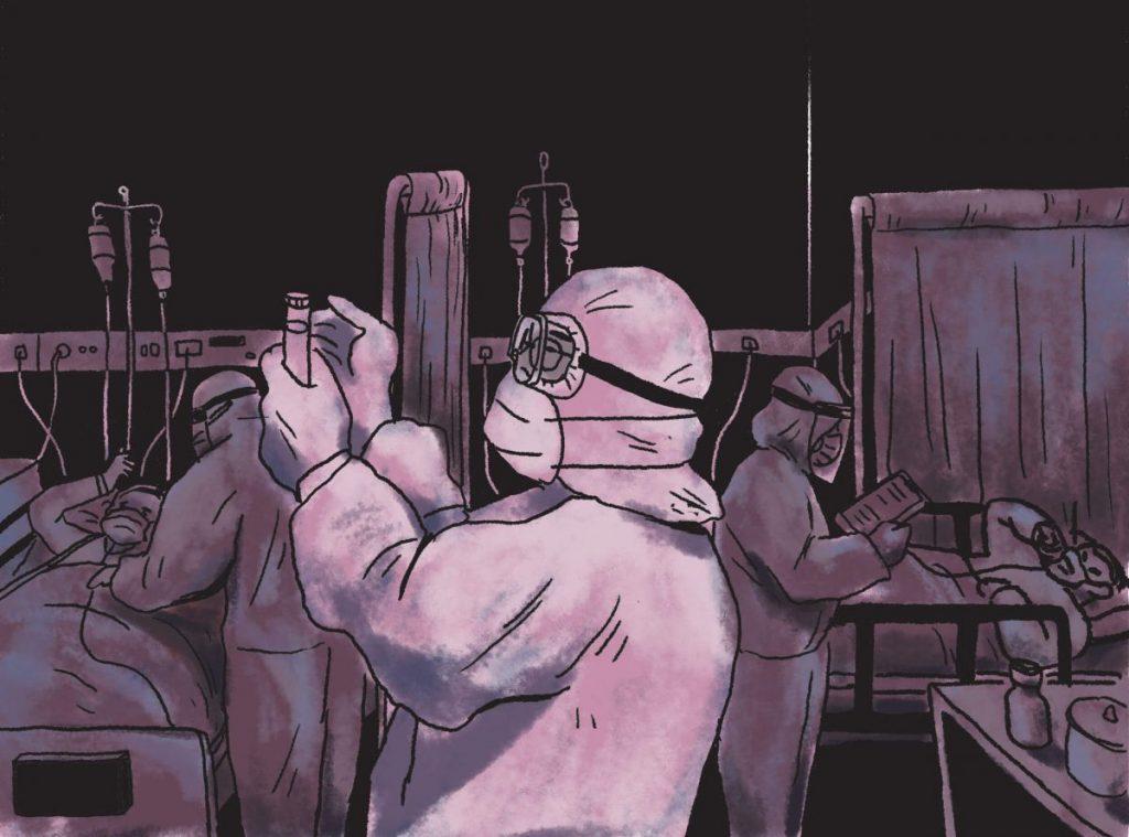 """""""Ah Tuhan"""": Gemuruh Pemberontakan Tuhan Saat Pandemi Covid-19 3"""
