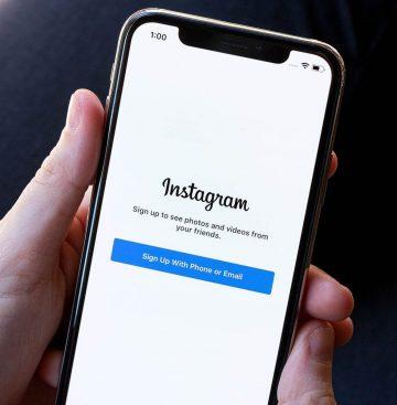 Cara Mengganti Tema dan Mendownload Konten di Instagram 4