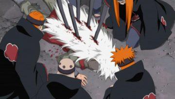 5 Kematian Paling Bikin Sedih di Anime Naruto, Auto Mewek! 26