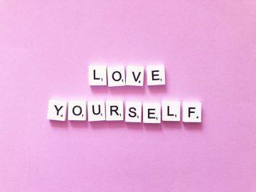 Cintai Dirimu Sendiri Sebelum Mencintai Orang Lain 26