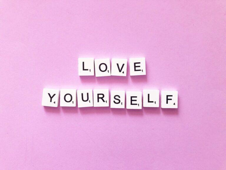 Cintai Dirimu Sendiri Sebelum Mencintai Orang Lain 1