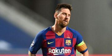 Ingin Bertahan Di Barcelona? Ini Syarat Untuk Messi Perpanjang Kontrak 16