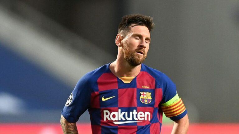 Ingin Bertahan Di Barcelona? Ini Syarat Untuk Messi Perpanjang Kontrak 1