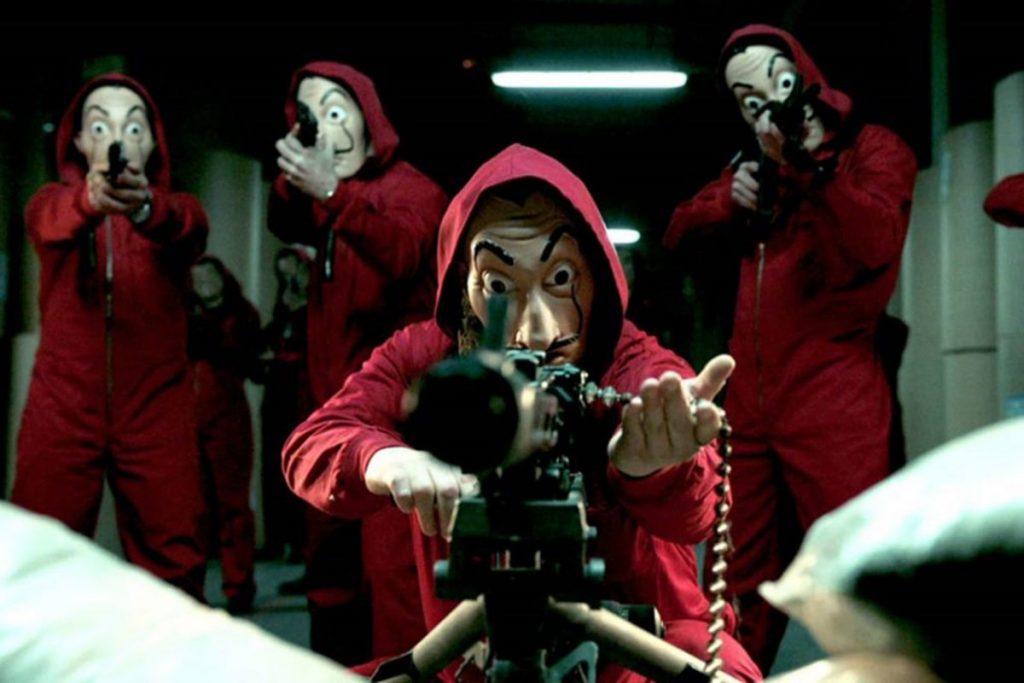 4 Alasan Kenapa Kamu Harus Menonton Money Heist, Seri Netflix Paling Hits! 3