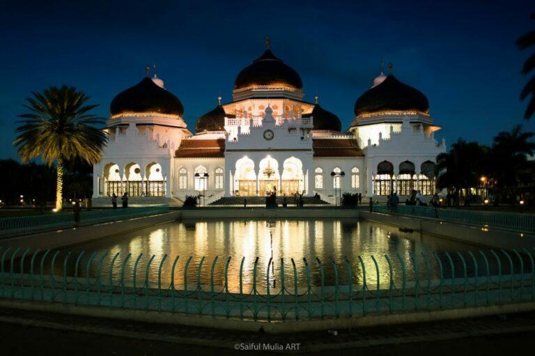 Menikmati Indahnya Wisata Aceh Nan Mempesona 1