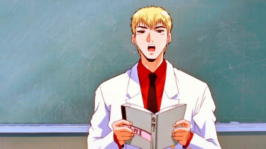 5 Guru Idaman di Dunia Anime & Manga 4