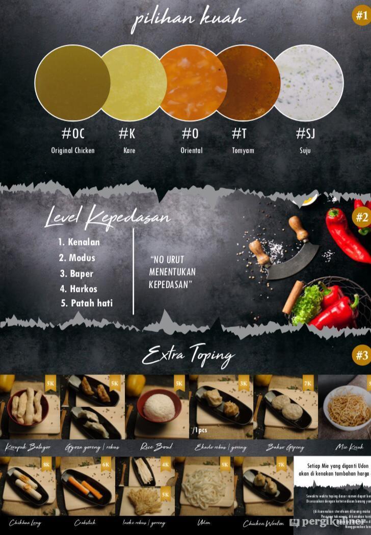 Makan Ramen Murah di Ramen Bajuri Bandung 4