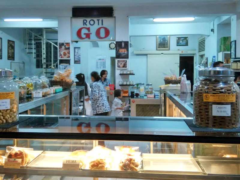 Toko Roti GO, Purwekerto
