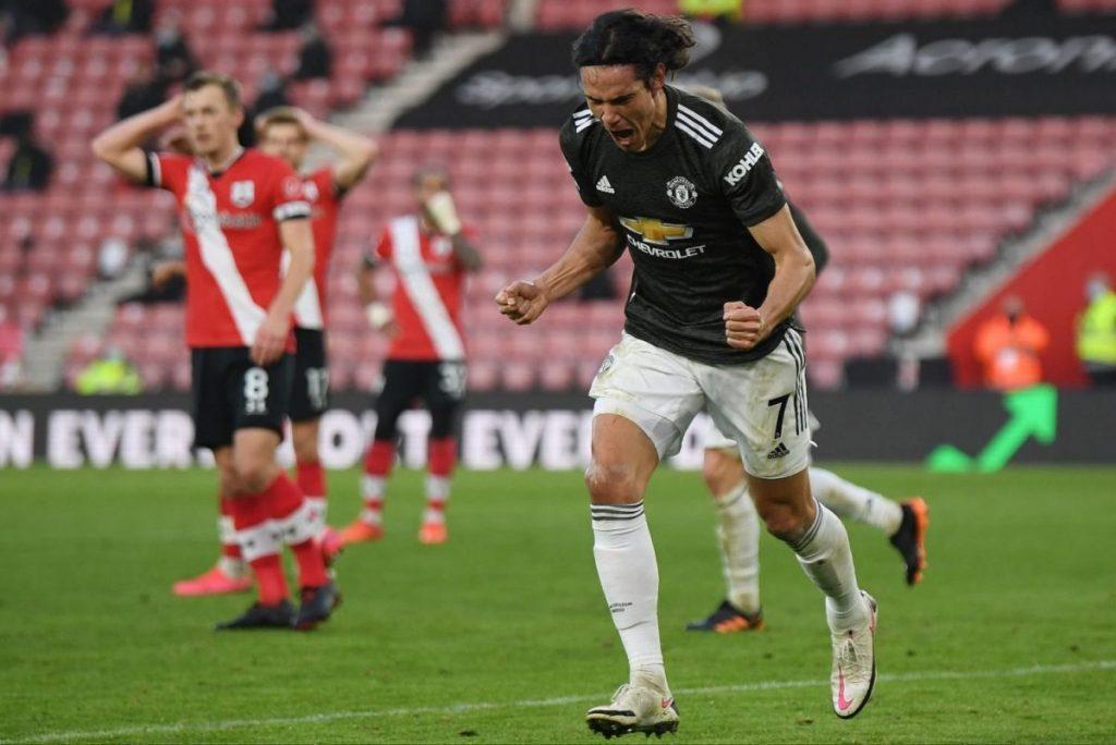 Southampton 2-3 Man Utd: Edinson Cavani menunjukkan ia memiliki rasa lapar & kualitas untuk membuat dampak besar 4