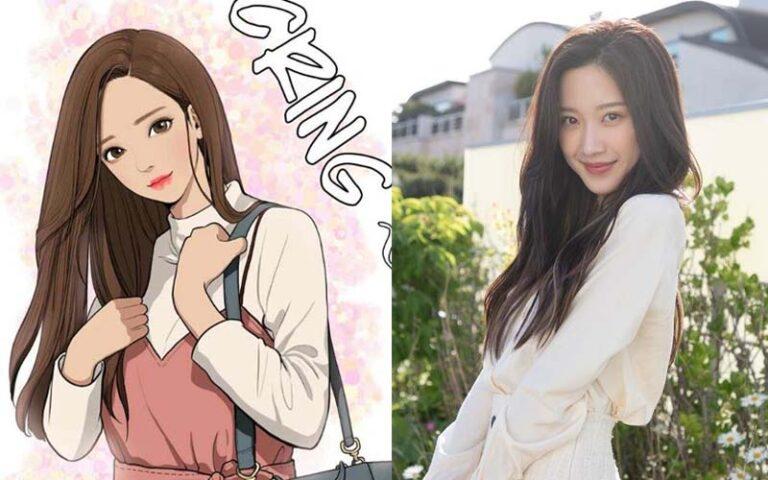 Tak Hanya True Beauty, Moon Ga Young Juga Sukses Bintangi Banyak Drama 1