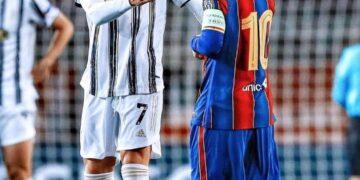 2 Alasan Terkuat CR7 Lebih Hebat Dari Lionel Messi 22