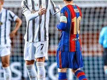 2 Alasan Terkuat CR7 Lebih Hebat Dari Lionel Messi 12