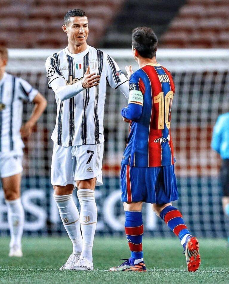 2 Alasan Terkuat CR7 Lebih Hebat Dari Lionel Messi 1