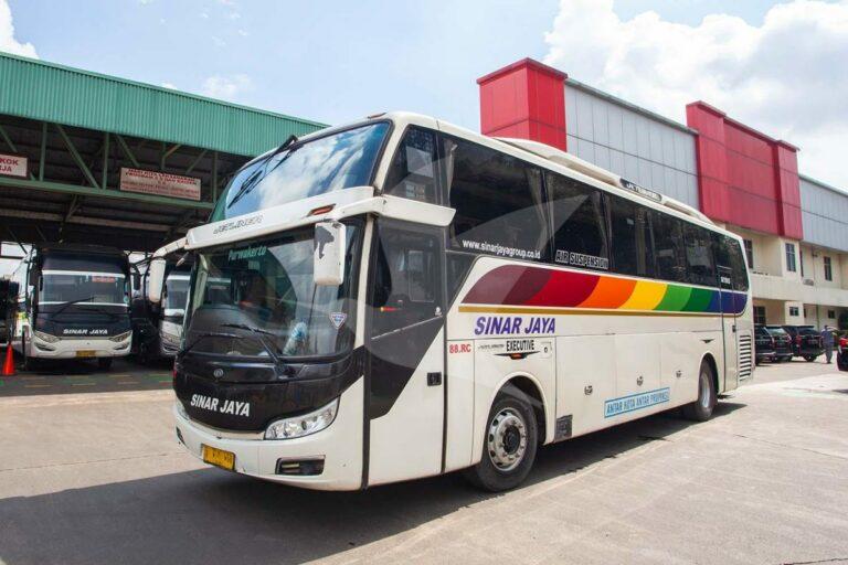 5 Perusahaan Otobus Dengan Armada Paling Banyak Di Indonesia 1