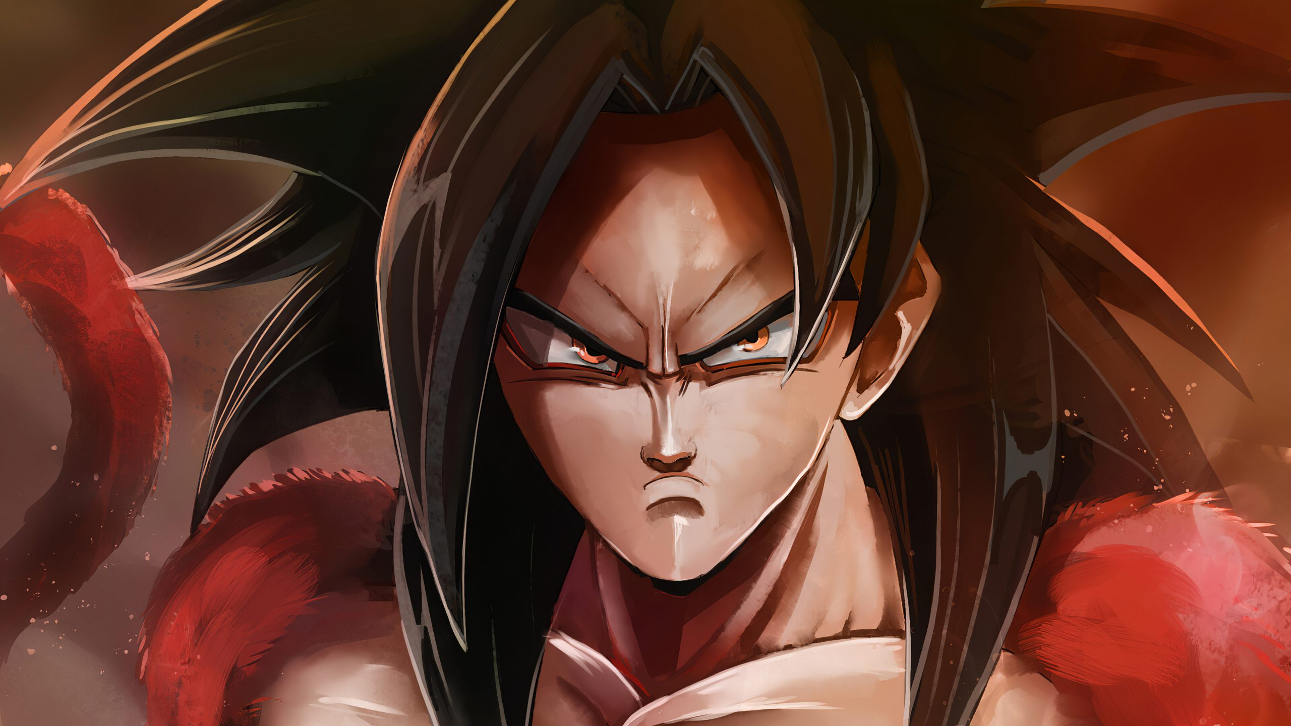 7 Transformasi Gaya Rambut Son Goku Saat Super Saiyan Mode, Paling Keren 7