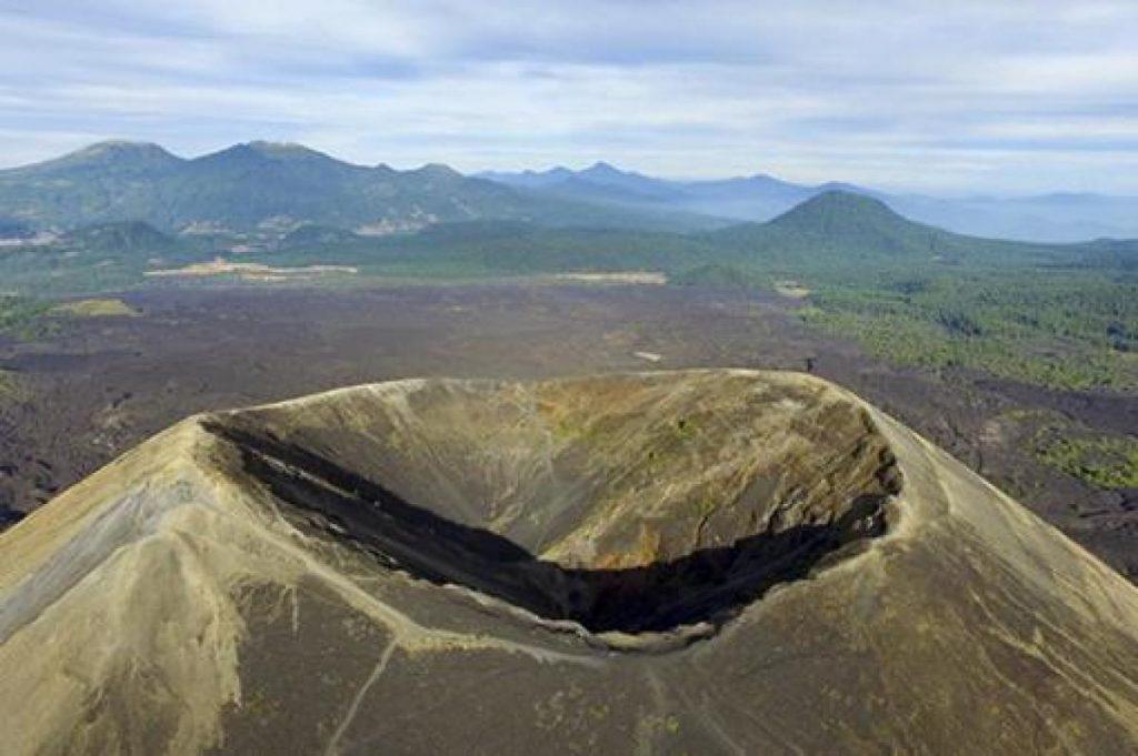 Proses Terbentuknya Gunung Berapi Aktif, Istirahat dan Mati 4
