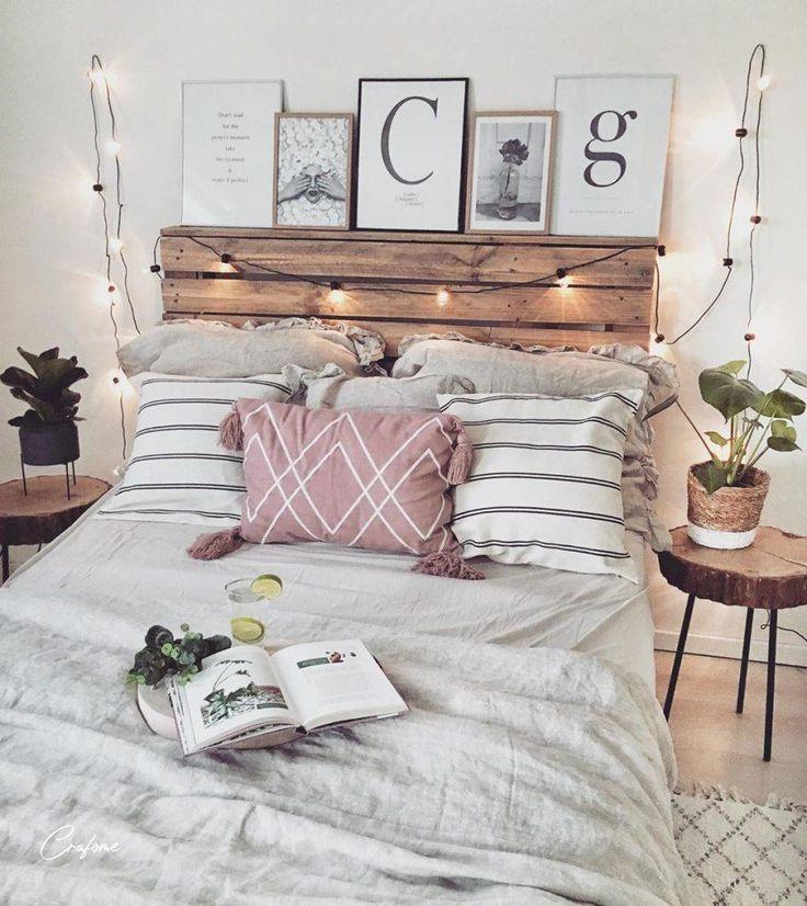 8 Rekomendasi Barang Dekorasi Untuk Hias Kamar Tidur Kamu ala Pinterest. Minimalis dan Estetik Banget! 9