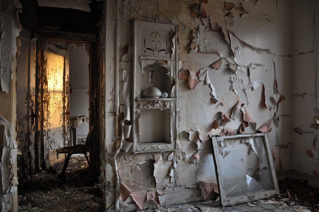 Rumah Tua Yang Berhantu 3