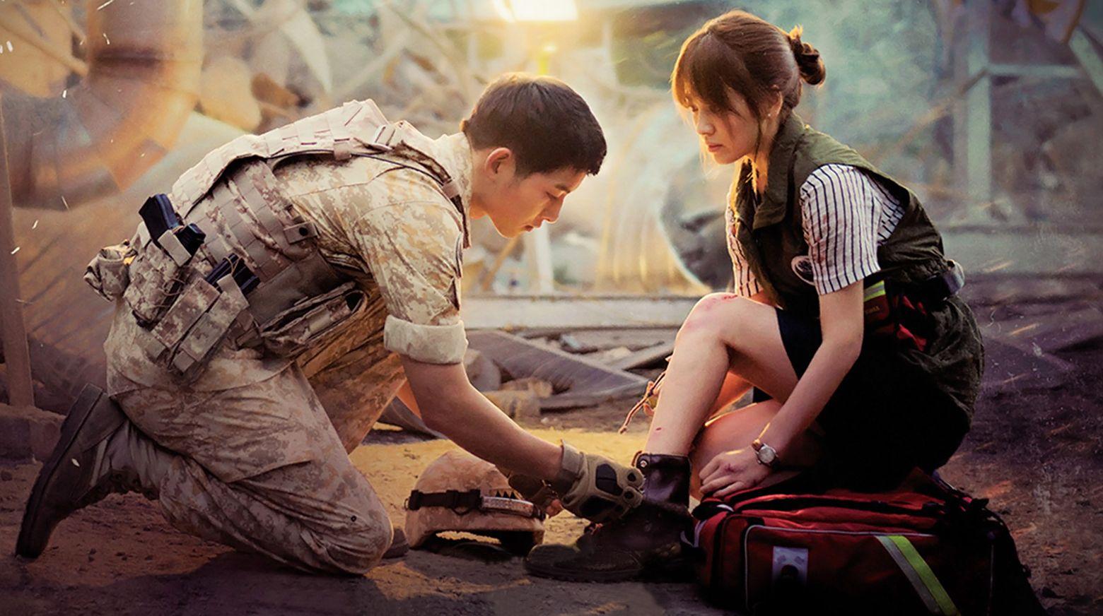 5 Rekomendasi Drama Korea Action-Romance 7