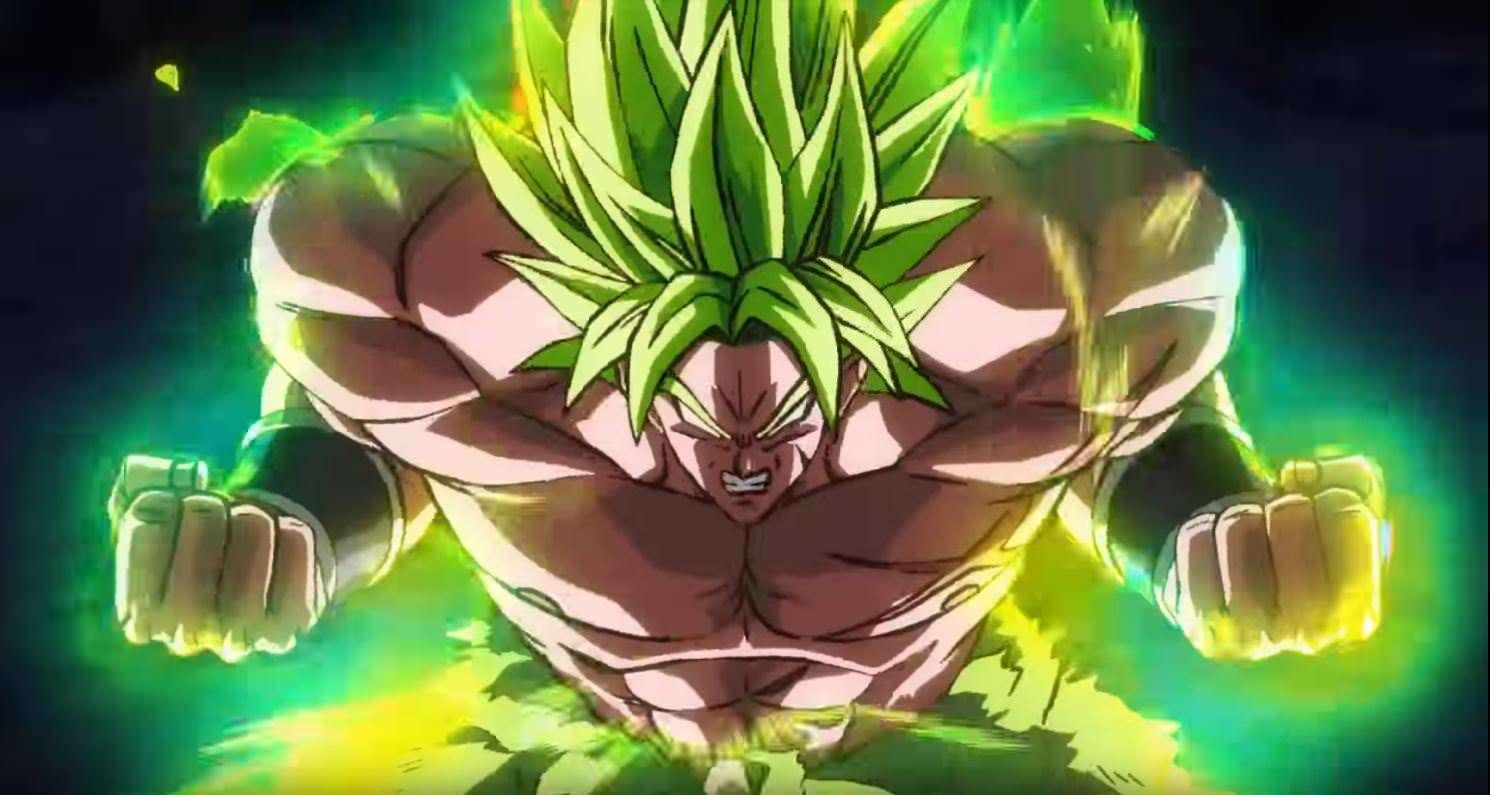 7 Transformasi Gaya Rambut Son Goku Saat Super Saiyan Mode, Paling Keren 9