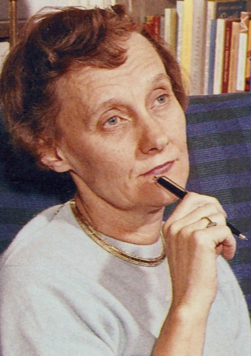 Fakta Seputar Astrid Lindgren, 'Si Kaus Kaki Panjang' 3