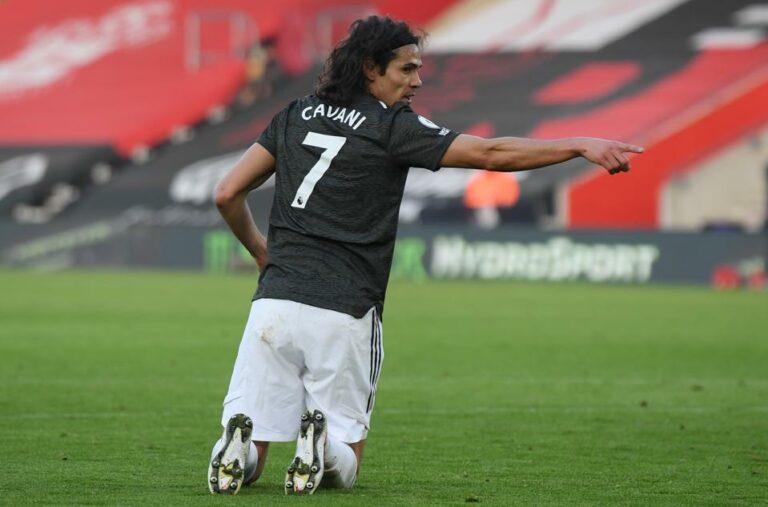 Southampton 2-3 Man Utd: Edinson Cavani menunjukkan ia memiliki rasa lapar & kualitas untuk membuat dampak besar 1
