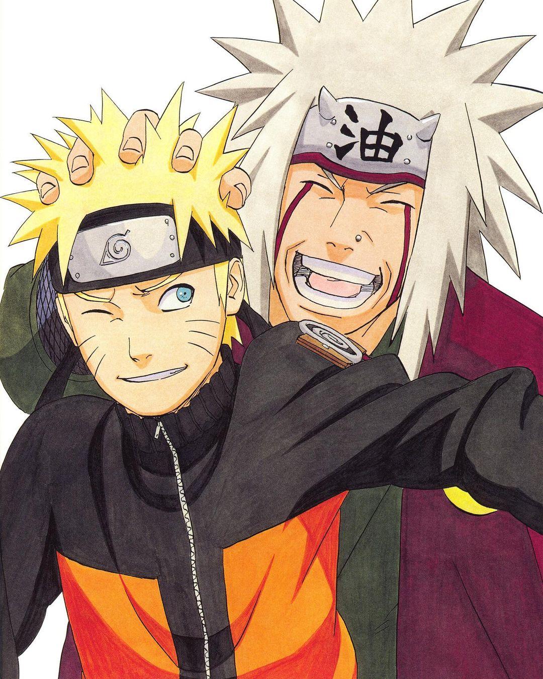 4 Karakter Dalam Naruto Ini Awalnya Bodoh, Kemudian Menjadi Shinobi Kuat 6