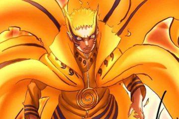 Spoiler Boruto Chapter 53 Dan Jadwal Rilis, Apakah Naruto benar benar Mati atau Isshiki Otsutsuki? 9