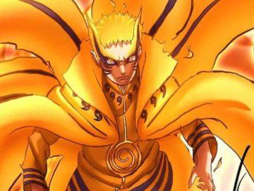 Spoiler Boruto Chapter 53 Dan Jadwal Rilis, Apakah Naruto benar benar Mati atau Isshiki Otsutsuki? 18