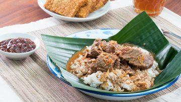 Harus tau! 5 masakan nasi khas jawa tengah yang bikin ngiler 14